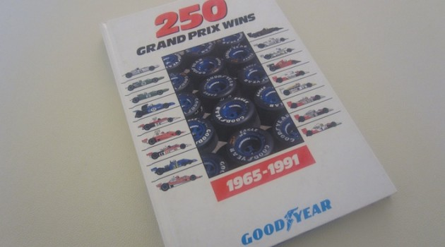 GoodYear 250 Grand Prix Wins Book Cover
