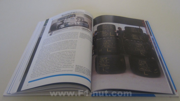 book review 250 grand prix wins 1965 1991 by alan henry f1. Black Bedroom Furniture Sets. Home Design Ideas