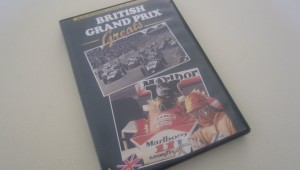 British Grand Prix Greats DVD