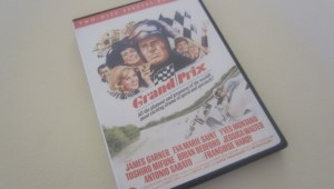 Grand Prix Movie DVD cover