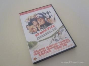 Grand Prix Movie DVD cover