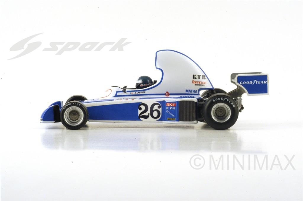 rare spark 1 43 models pt 2 f1 nut