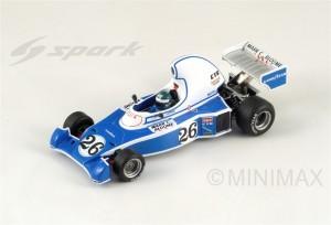 Spark Ligier JS5 sideshot