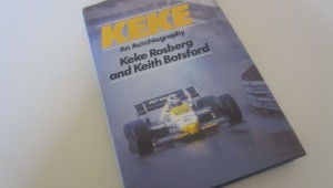 Keke Rosberg Autobiography book cover