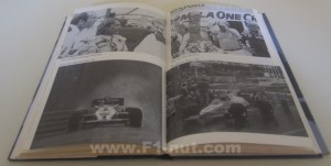 Keke Rosberg Autobiography book pages