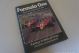 Michaal Turner Formula 1 Cars and drivers book cover