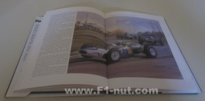 Michaal Turner Formula 1 Cars and drivers book pages