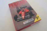 Ferrari Grand Prix cars book cover
