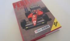 Ferrari Grand Prix cars book cover
