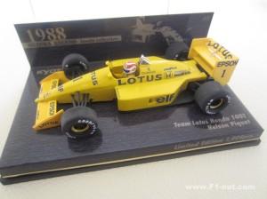 Kyosho 1:43 Lotus Honda 100T