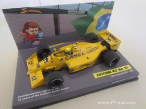 Minichamps Senna Lotus 99T