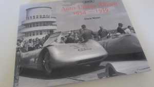 Auto Union Album book cover
