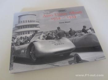 Auto Union Album book cover