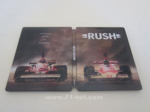 Rush KimiChi Blu-Ray