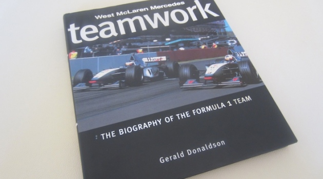 Mclaren Teamwork book cover