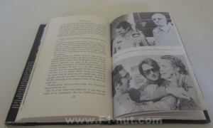 Lauda For The Record book pages