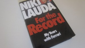 Lauda For The Record book cover