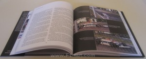 The Toleman Story book pages