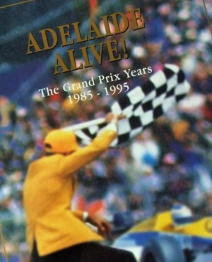 adelaide alive! book cover