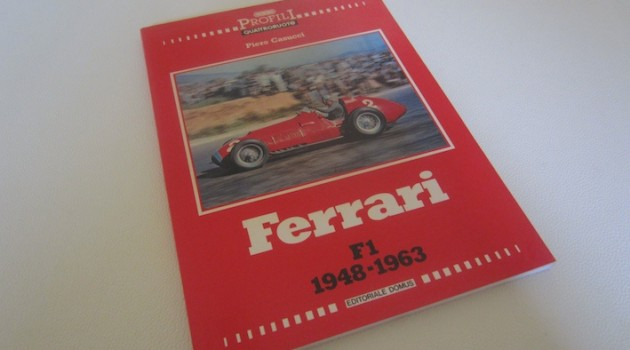 Ferrari 1948-1963 book cover