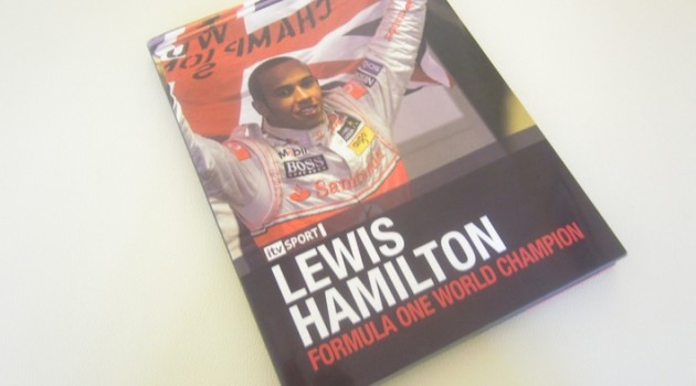 lewis hamilton world champion bruce jones book cover