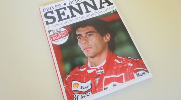 autosport legends senna cover