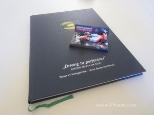 driven to perfection book pages senna minichamps
