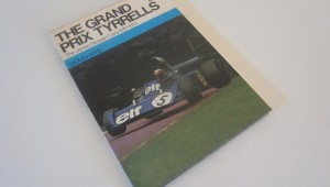 The Grand Prix Tyrrells Book Cover