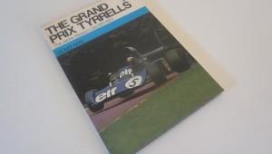 The Grand Prix Tyrrells Book Cover