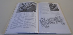 The Grand Prix Tyrrells book pages