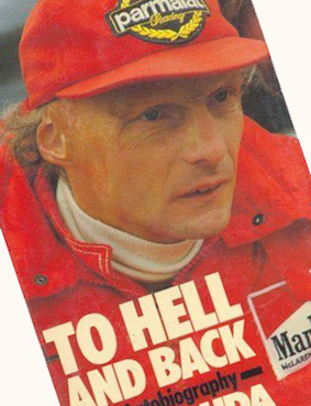 Niki Lauda To Hell and Back