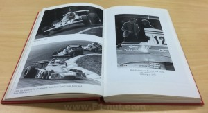 Niki Lauda To Hell and Back book pages