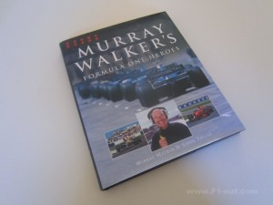 Murray Walker's Formula One Heroes Book cover