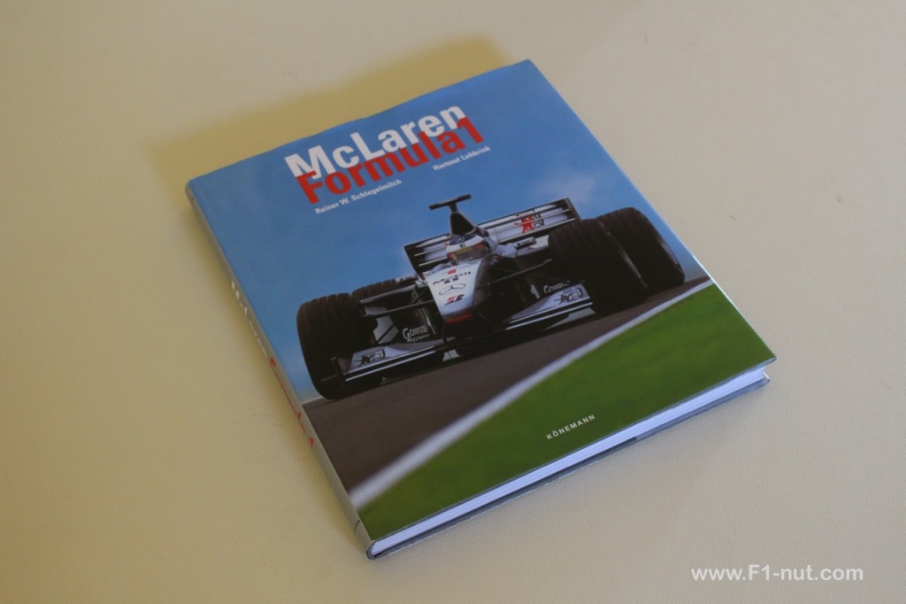book review: mclaren formula 1rainer schlegelmilch and hartmut