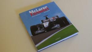 McLaren Formula 1 book cover