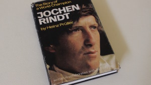 Jochen Rindt biograpy book cover