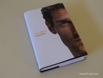 Mark Webber Aussie Grit book cover