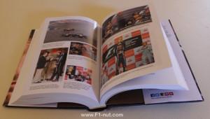 Mark Webber Aussie Grit book pages