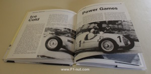 Auto Union V16 book pages