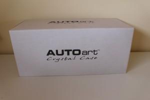 AutoArt 1:18 box