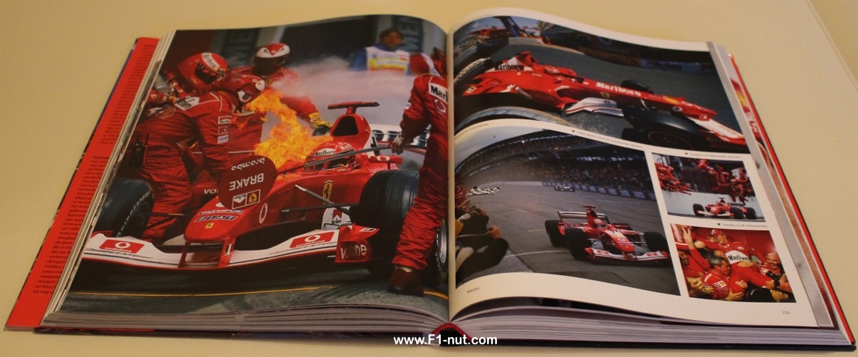 Book Review: Formula 1 1950-today by Rainer Schlegelmilch ...