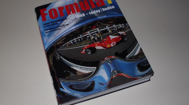 Formula 1 1950-today Schlegelmilch book cover