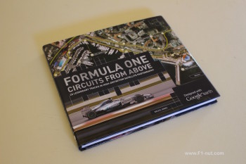 Formula One Circuits from Above book cover