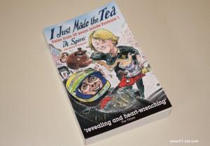 I Made the Tea Book cover