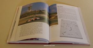 In The Driving Seat Mansell book pages