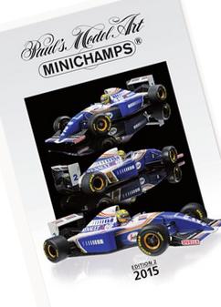 Minichamps diecast 2 catalog 2015