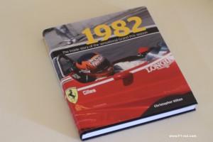 F1 1982 Hilton book cover