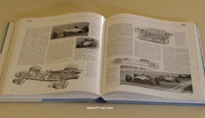 Complete History of Grand Prix Motor Racing book pages