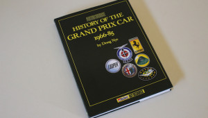 Autocourse Grand Prix Car 1966-1985 book cover