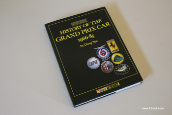 Autocourse Grand Prix Car 1966-1985 book cover